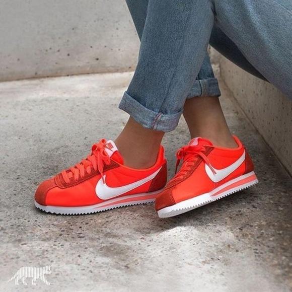 New Nike Nylon Classic Cortez Total